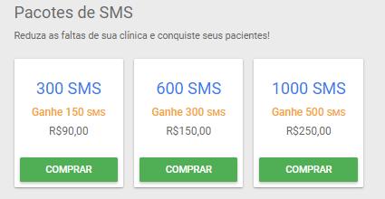 simples dental sistema de sms para dentistas